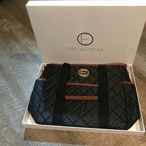 Eric and Oscar designer diaper bag
